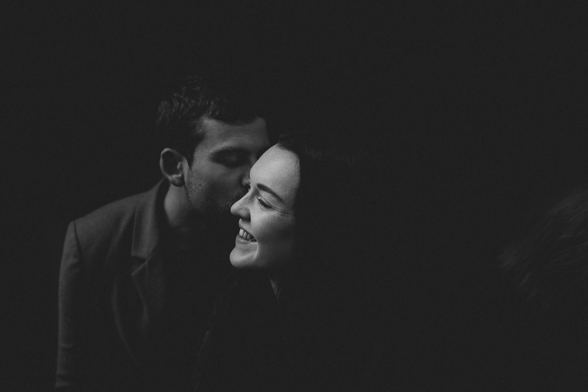 black and white love photo