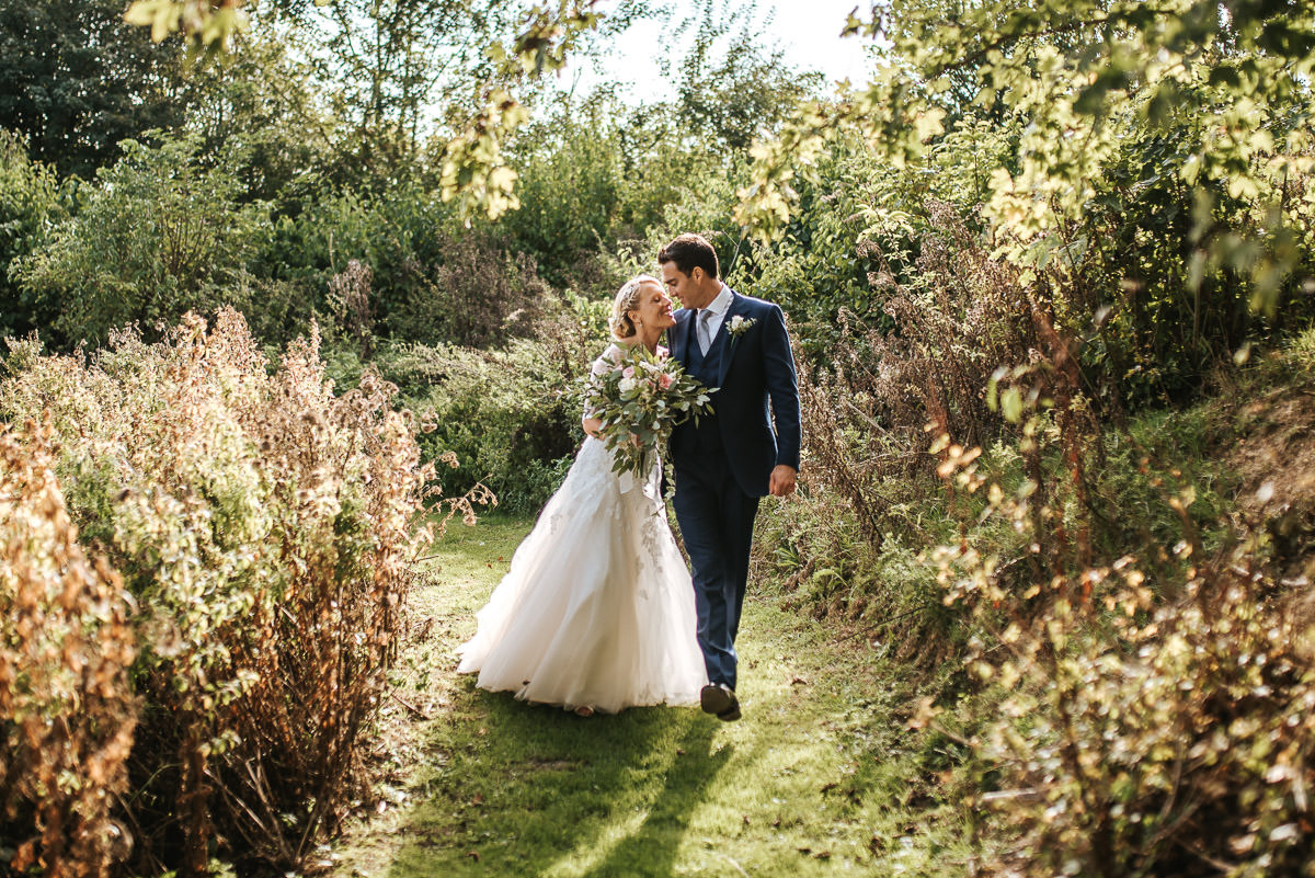 couple shoot by lincolnshire wedding photographer