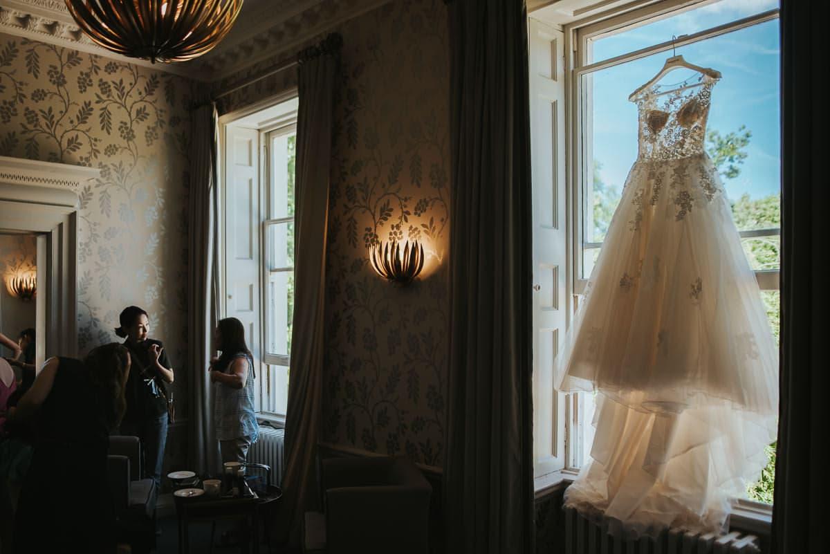 asian wedding london getting ready