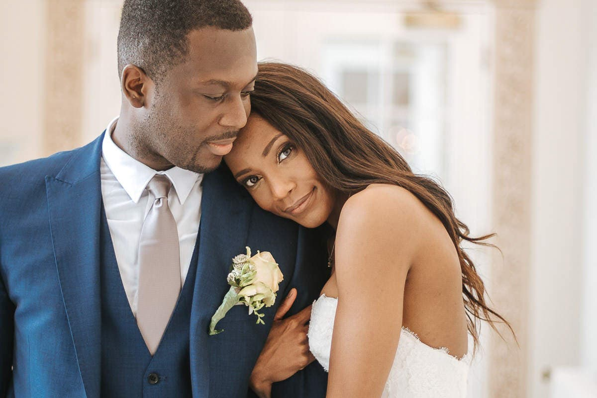 froyle park wedding african bride