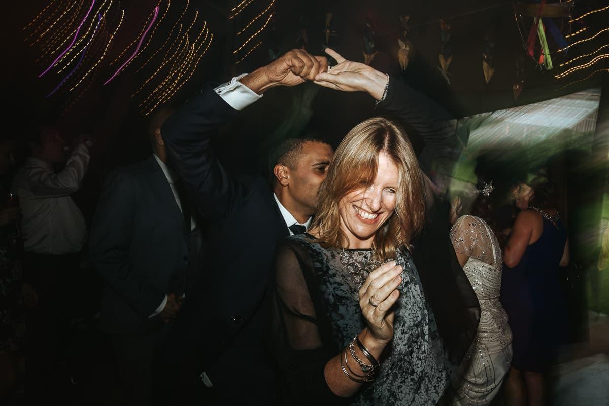 tipi wedding berkshire dancing