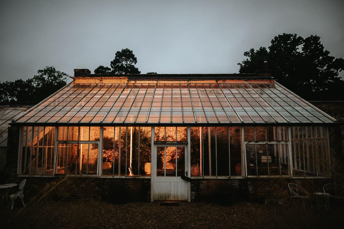 tipi wedding berkshire greenhouse