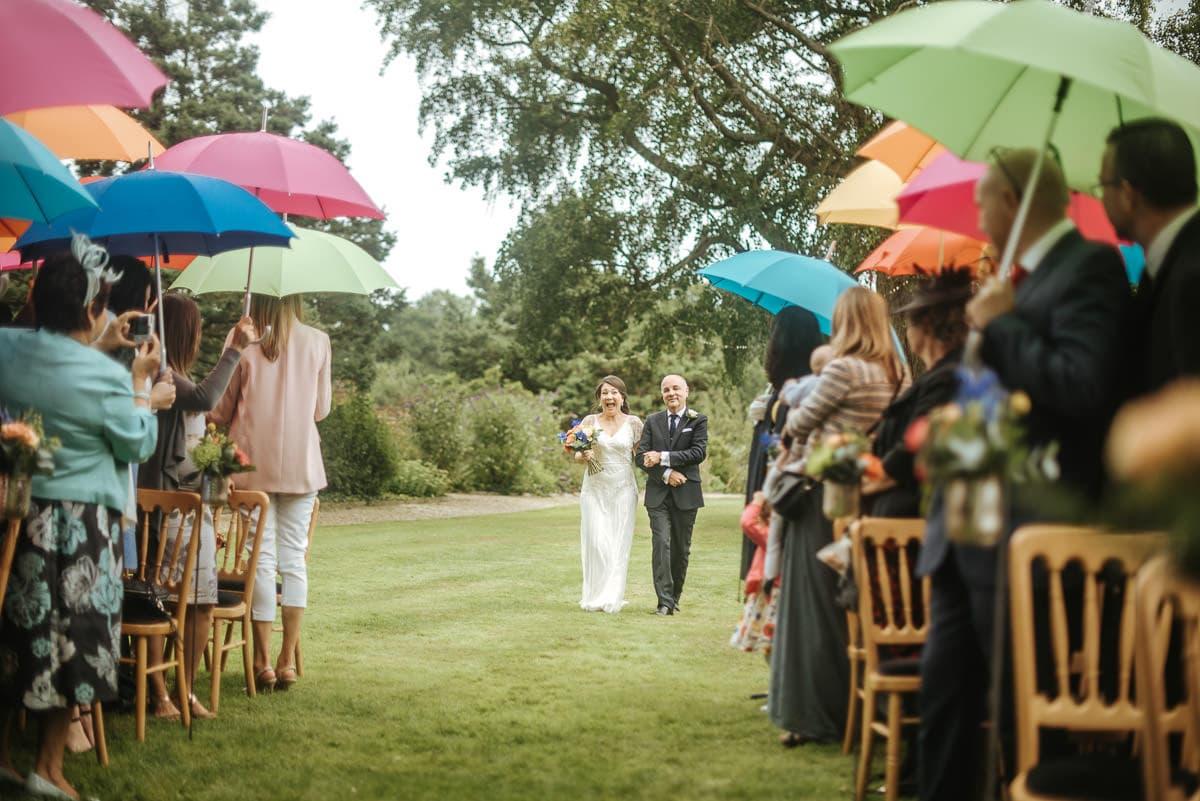 tipi wedding berkshire here comes the bride