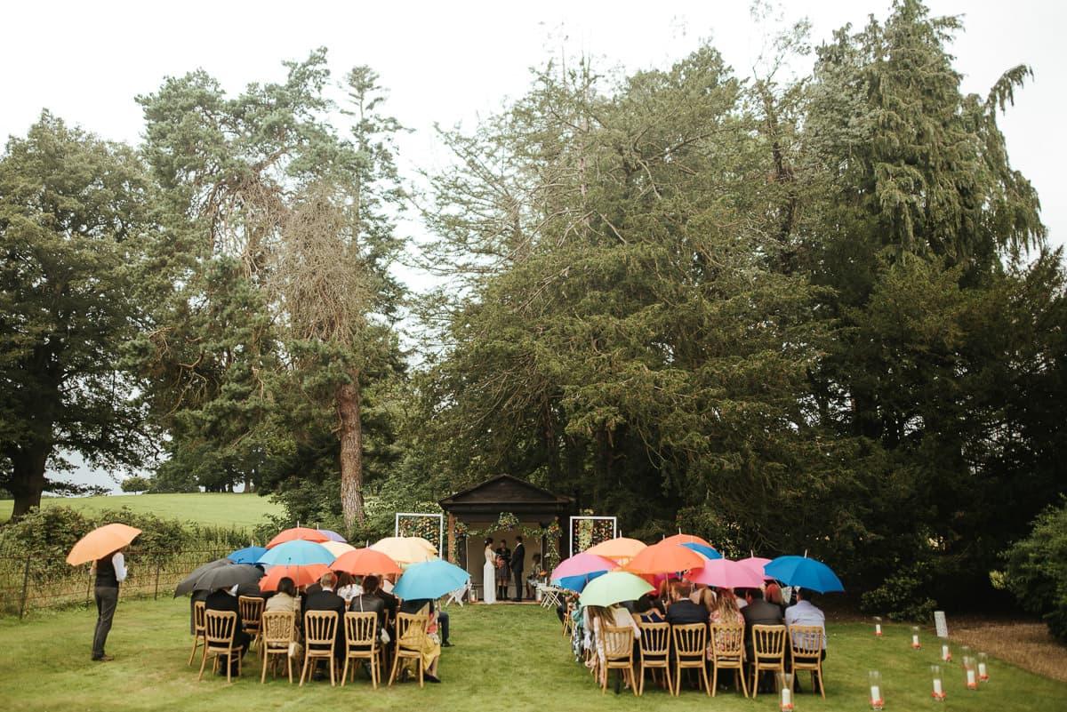 tipi wedding berkshire ceremony