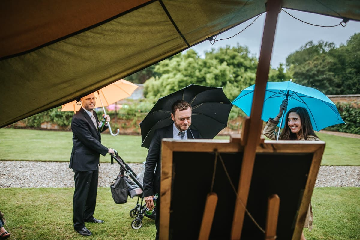 tipi wedding berkshire table plan