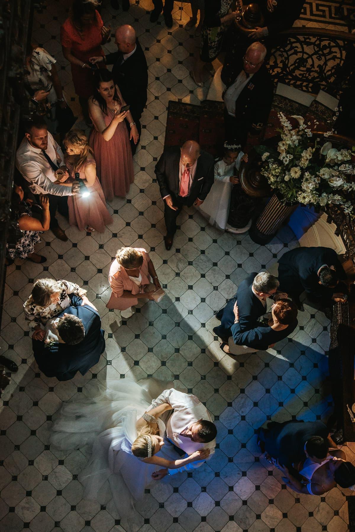 mount ephraim gardens wedding first dance