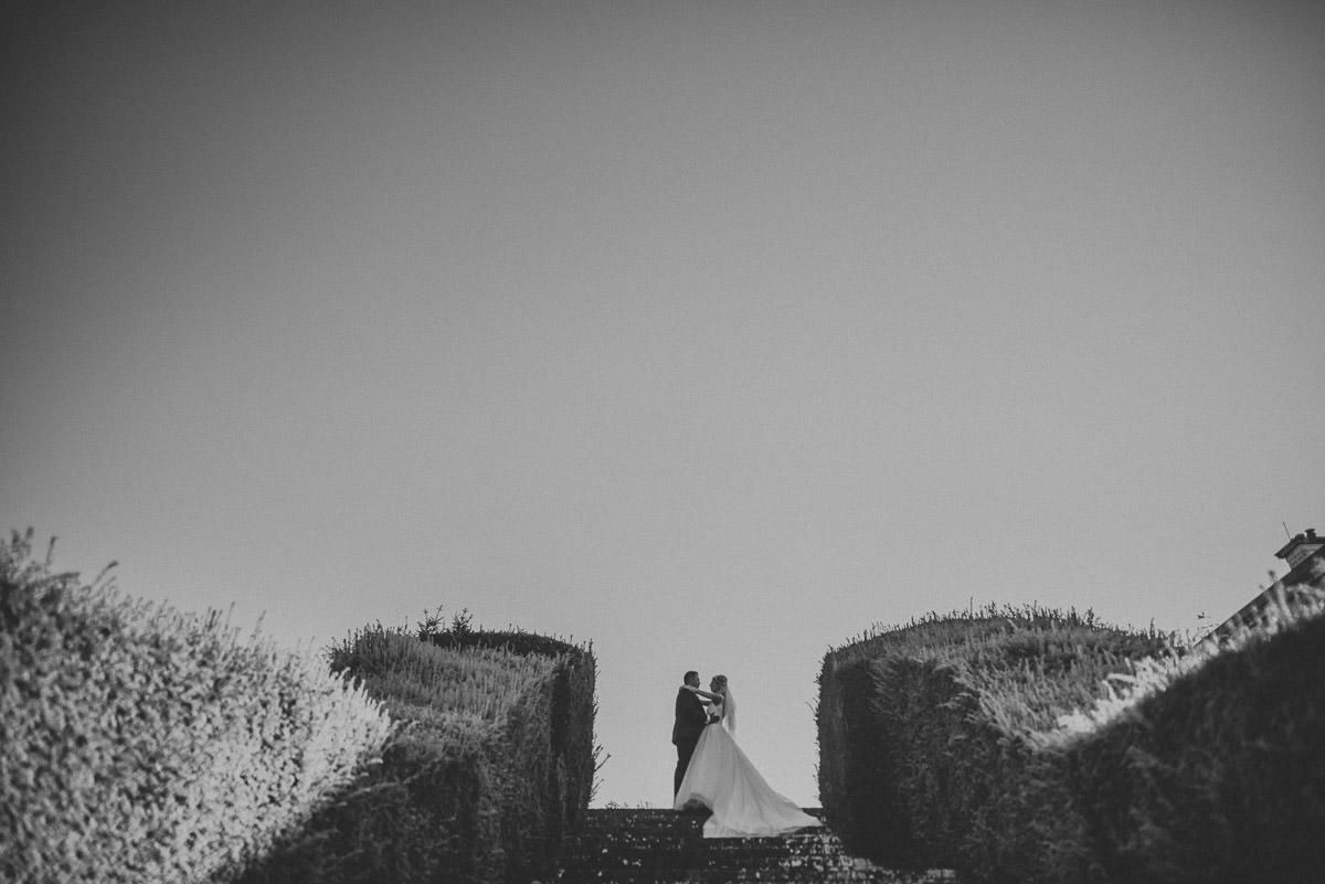 mount ephraim gardens wedding shoot