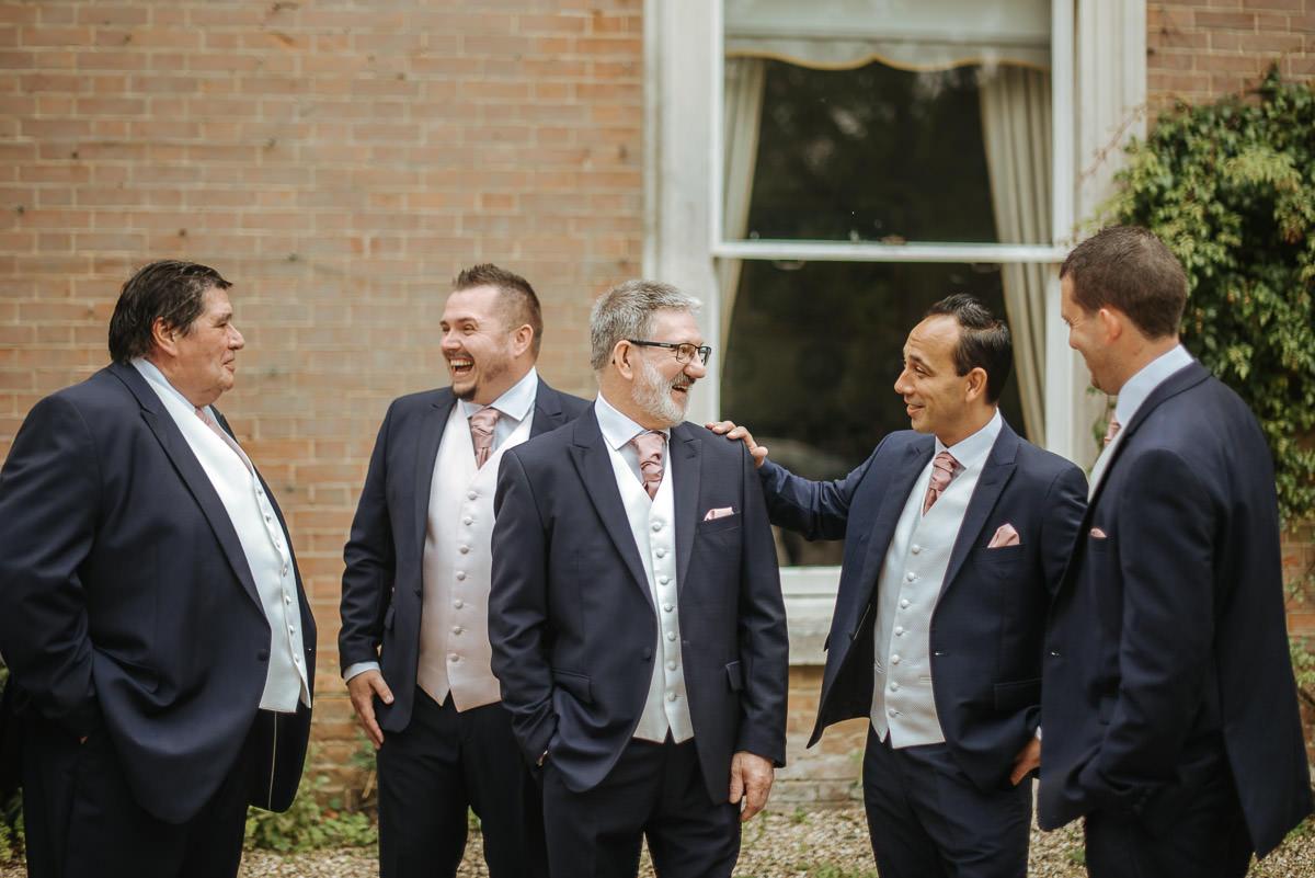 mount ephraim gardens groom and groomsmen