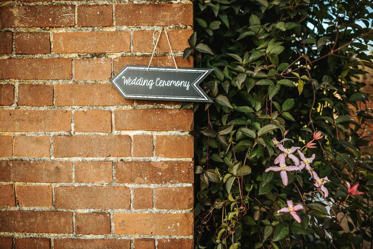 mount ephraim gardens wedding