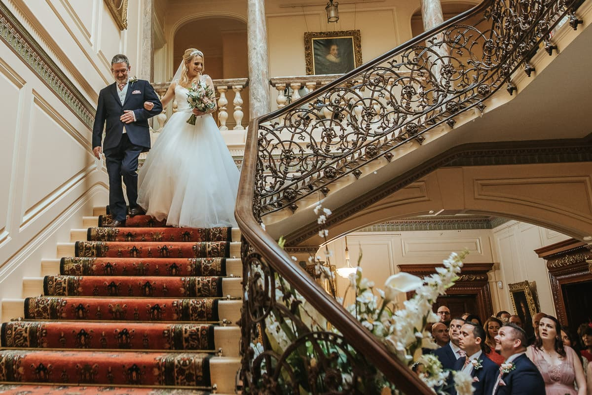 kent wedding photographermount ephraim gardens here comes the bride