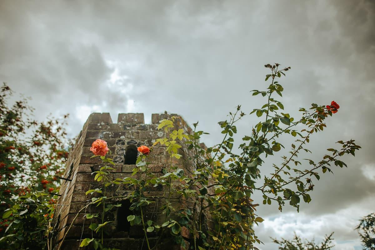 mount ephraim gardens wedding tower