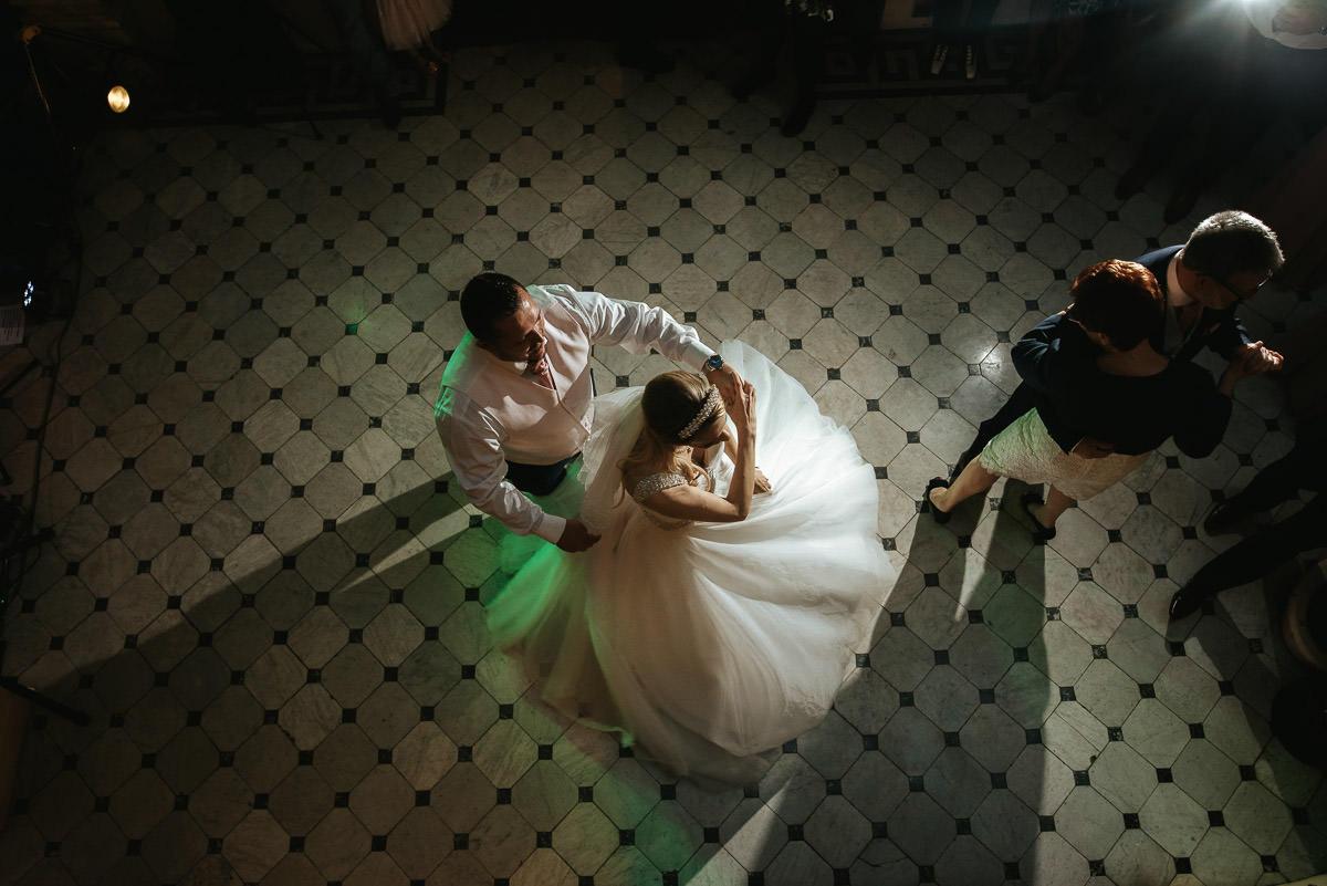mount ephraim gardens wedding dance