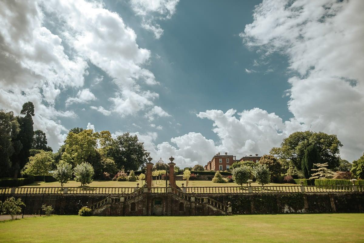 mount ephraim gardens wedding terraces