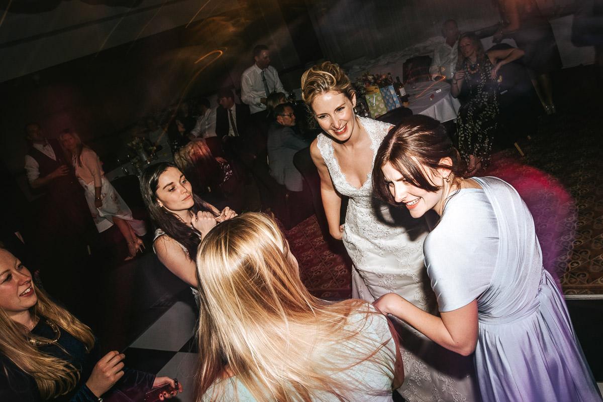 winchester wedding dance