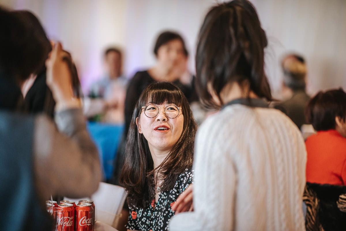 chinese wedding london yi-ban guest