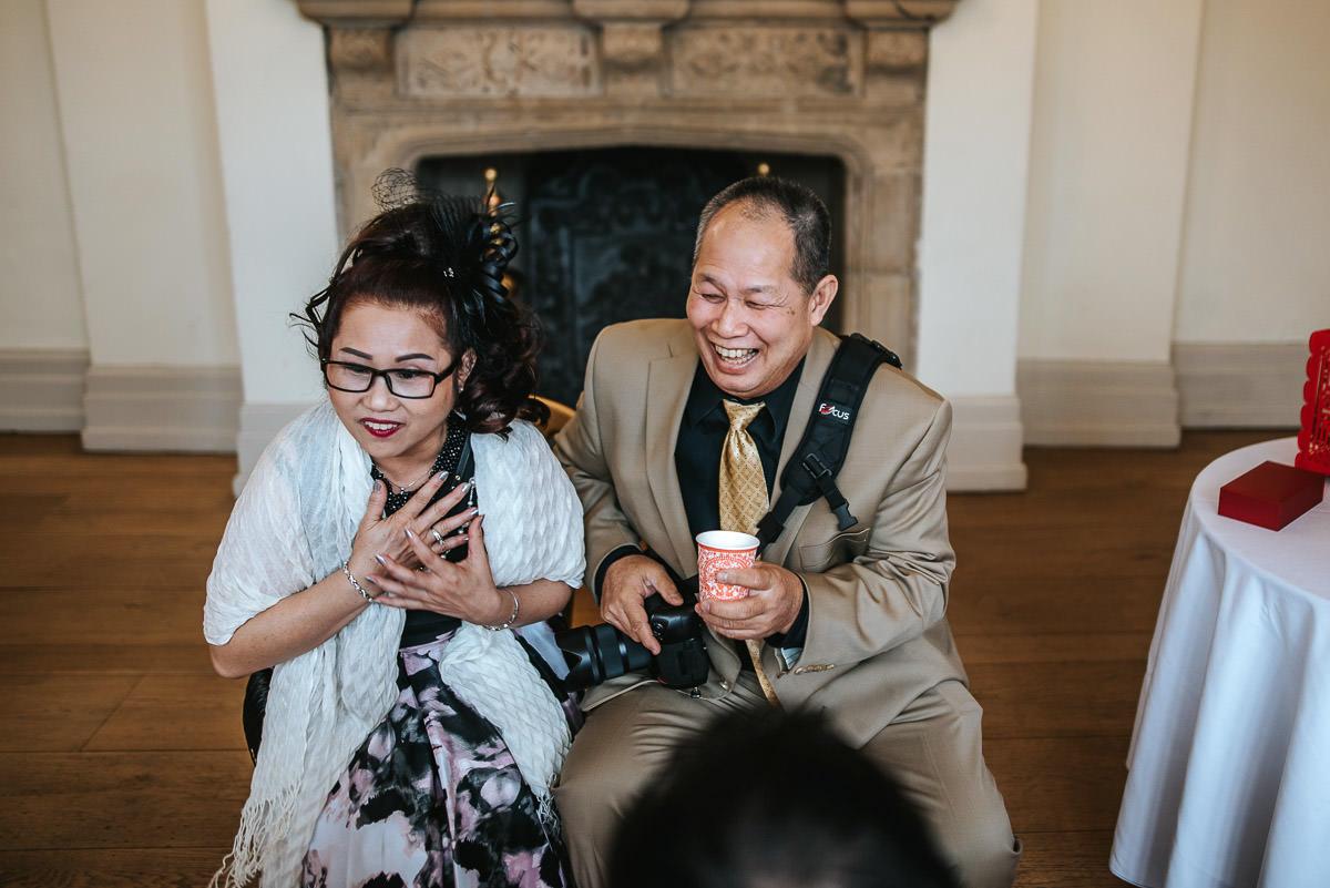 chinese wedding london hall place bexley tea ceremony