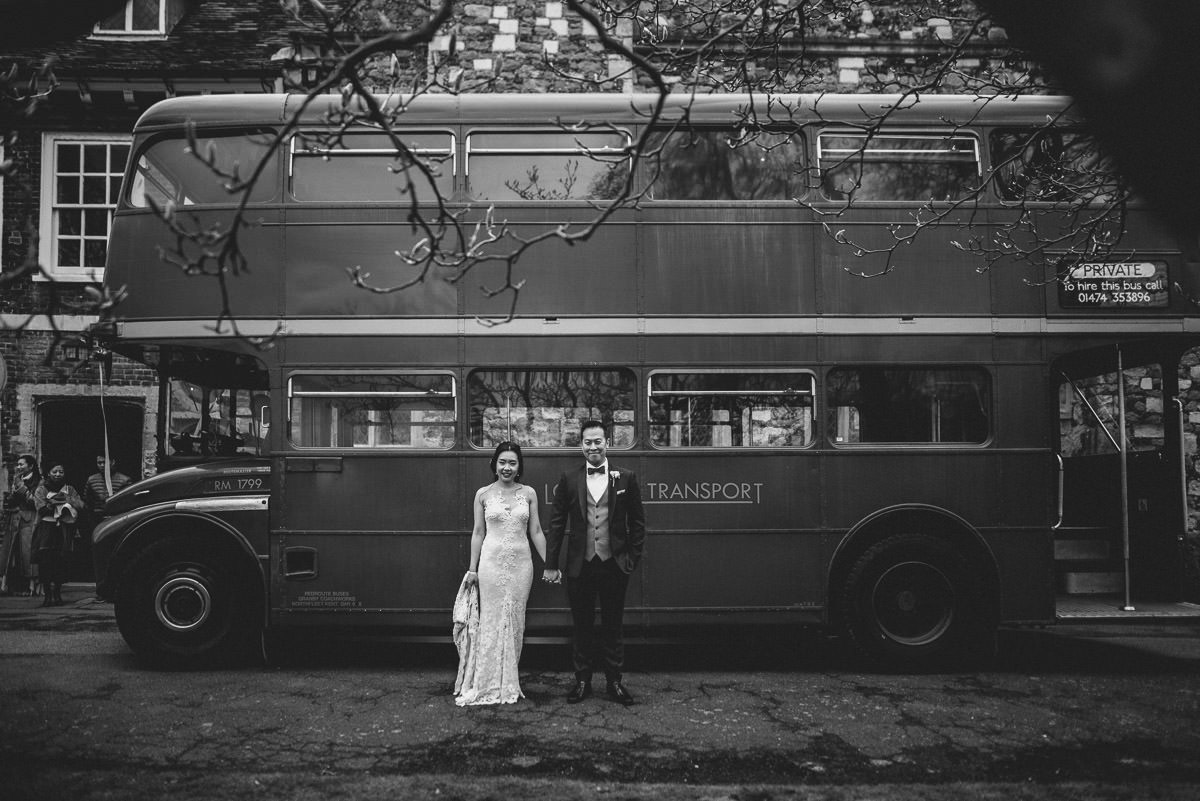 chinese wedding london hall place by the bus