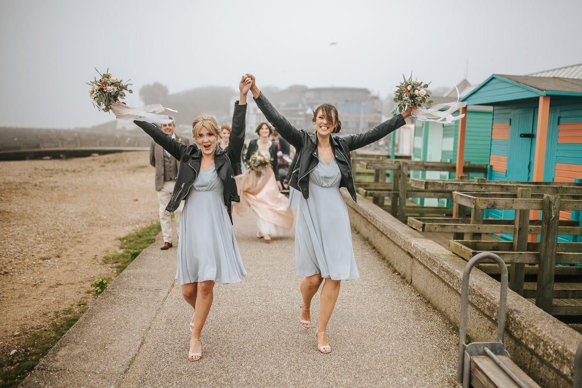 east quay venue wedding beach huts