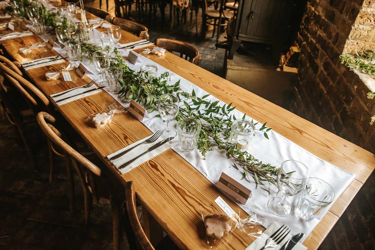 east quay venue wedding table decorations