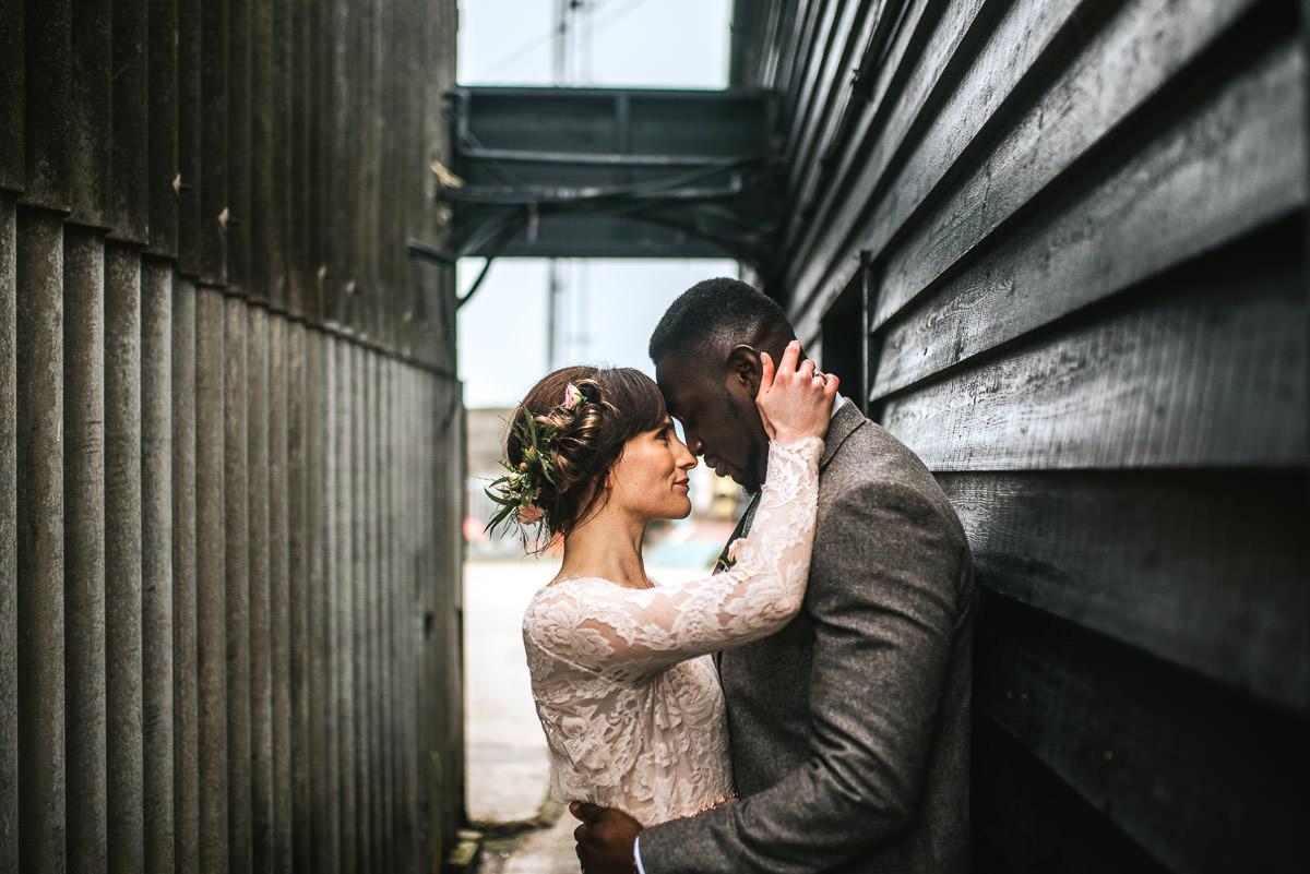 east quay venue wedding couple shoot