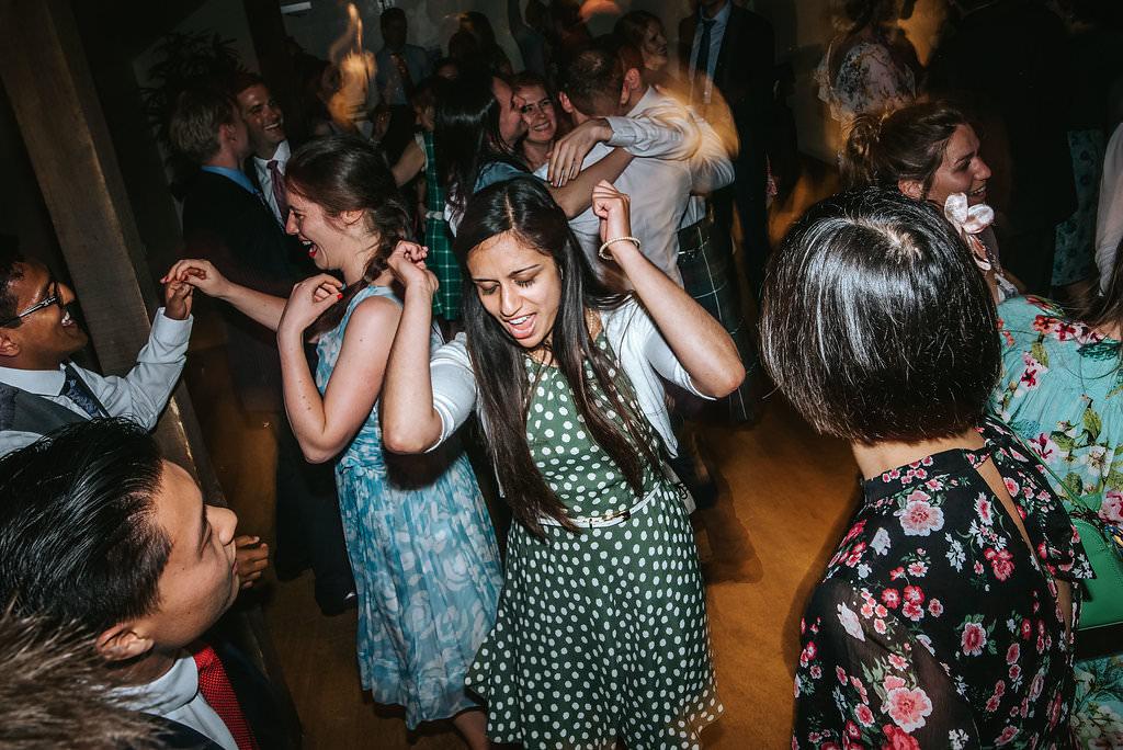 gay wedding london dancing