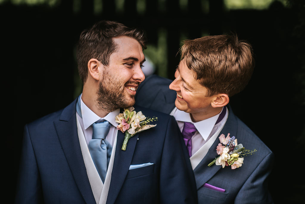 gaynes park wedding couple shoot