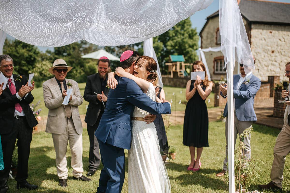 Jewish Wedding Photographer London 45