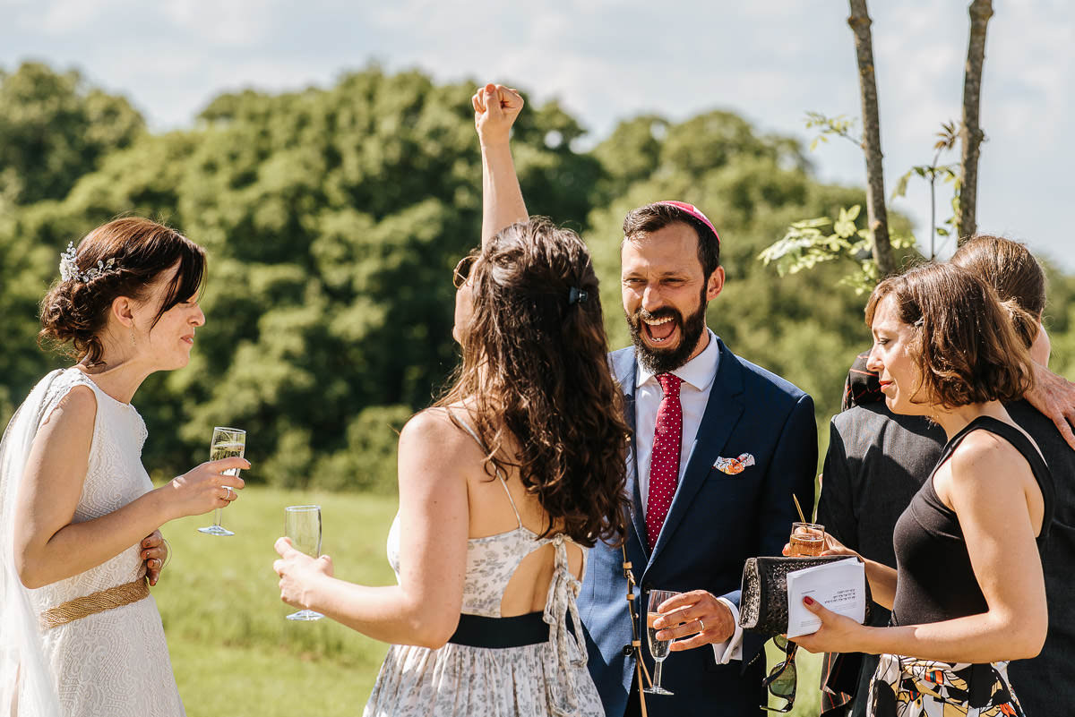 Jewish Wedding Photographer London 46