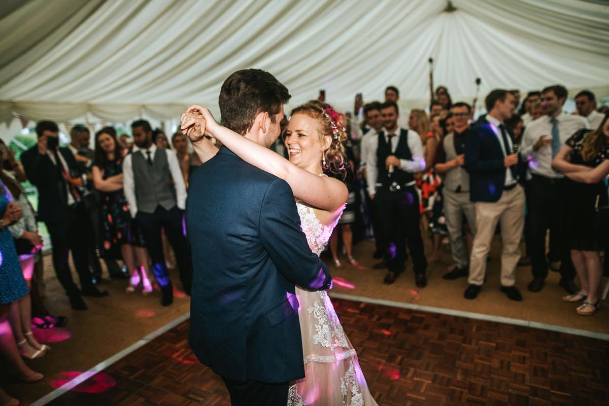 wedding photos reading party