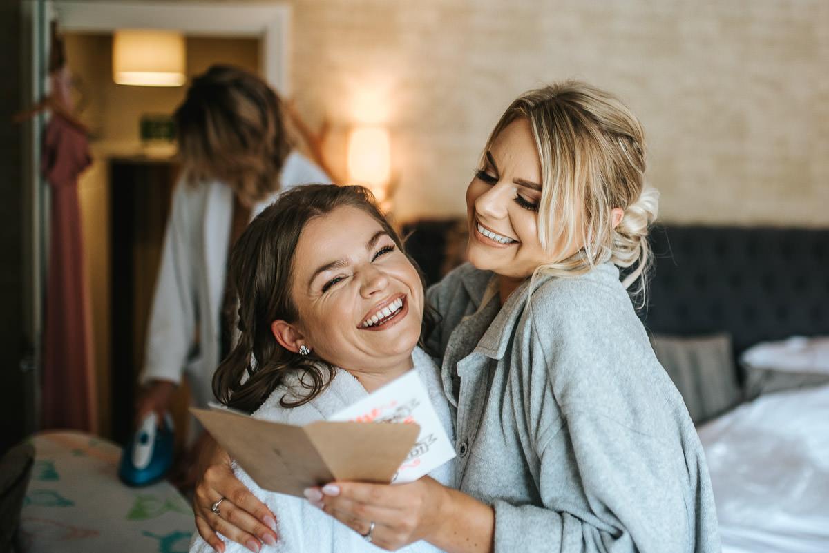 kent wedding photography hugs