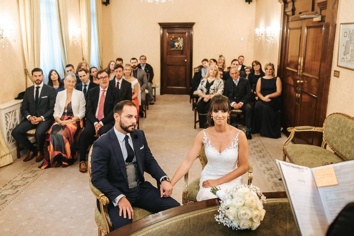 chelsea old town hall wedding brydon room