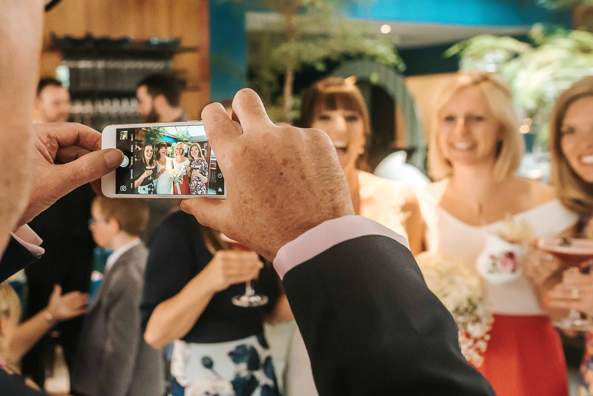 bluebird chelsea wedding reception