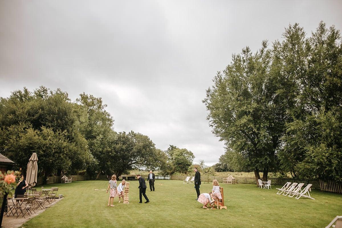 sopley mill wedding games