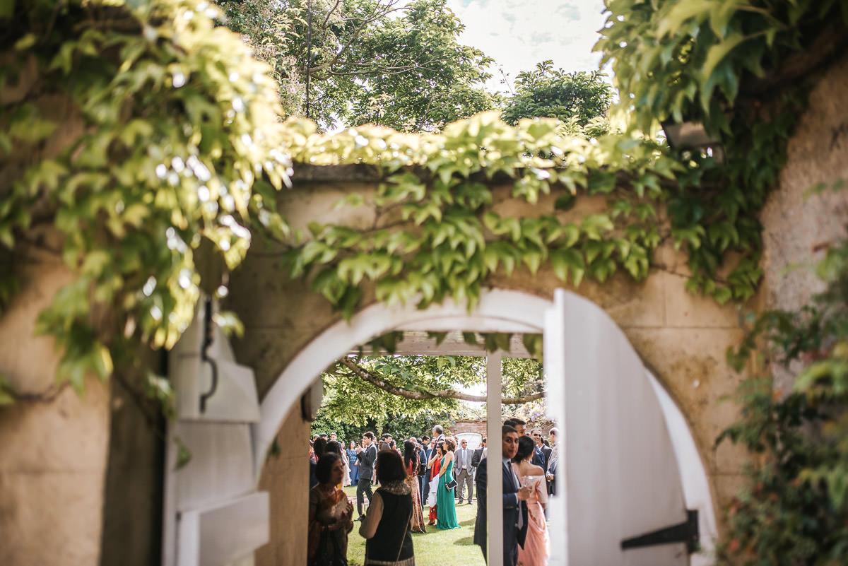 northbrook park wedding guests