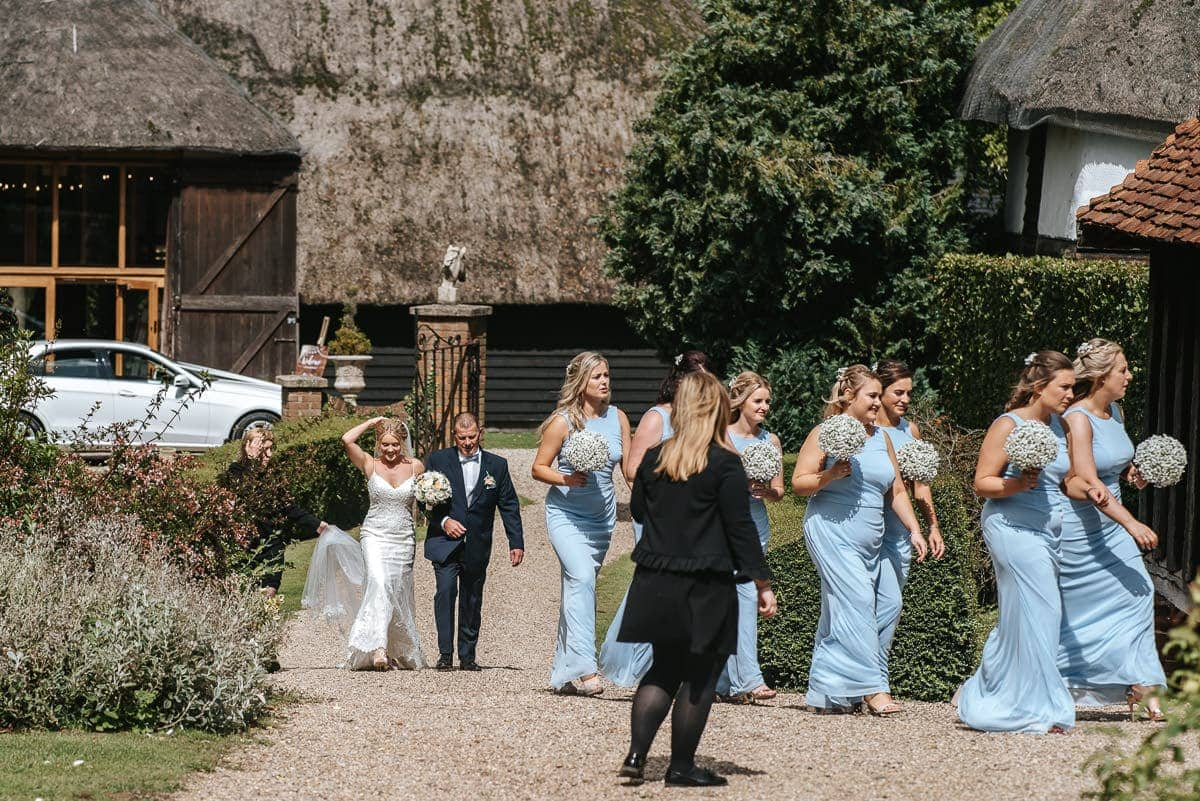 colville hall wedding ceremony