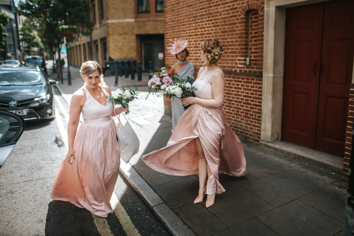 the swan at shakespeare's globe wedding day