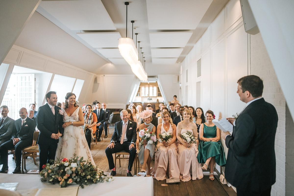 the swan at shakespeare's globe wedding