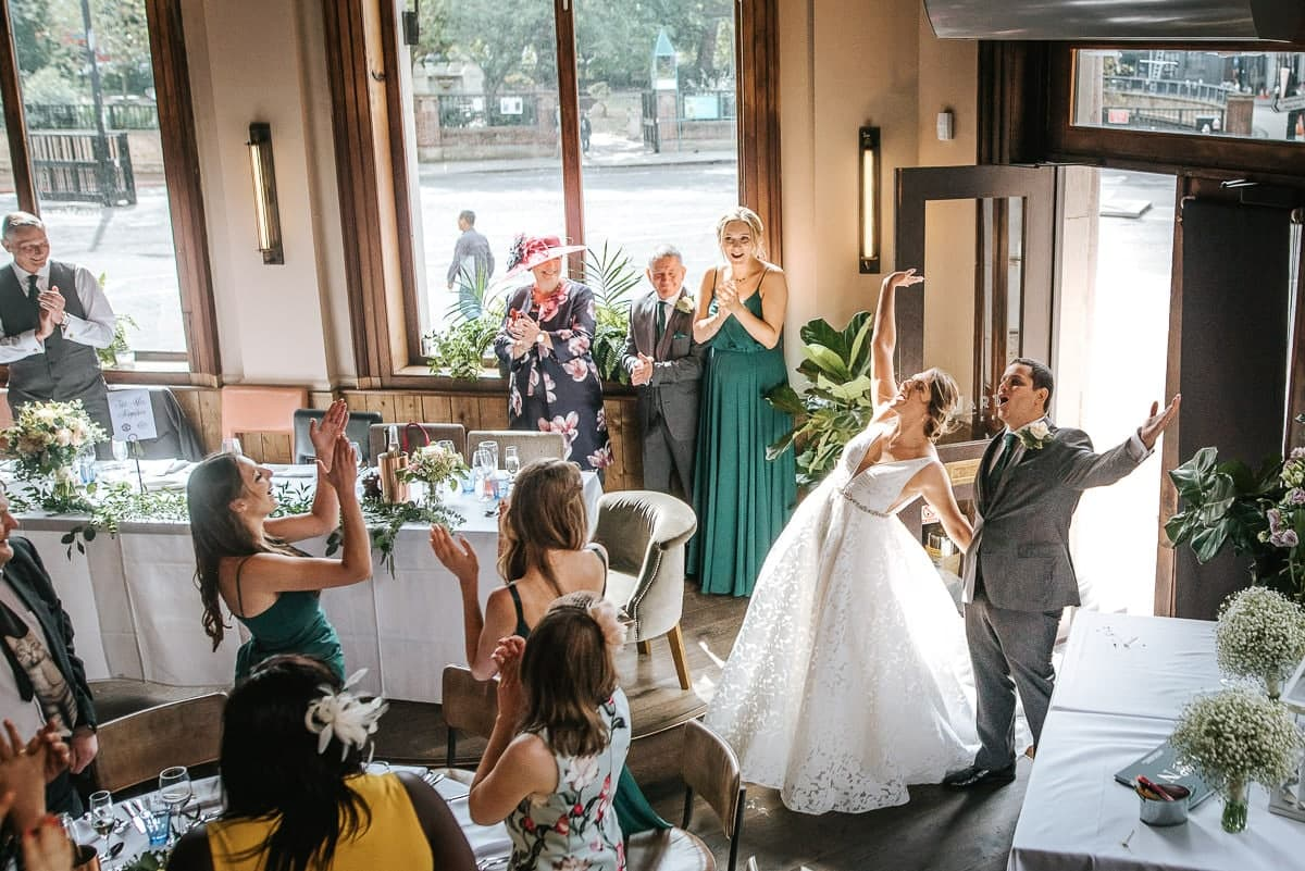 st barts brewery wedding reception