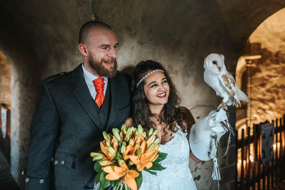 blue lily weddings