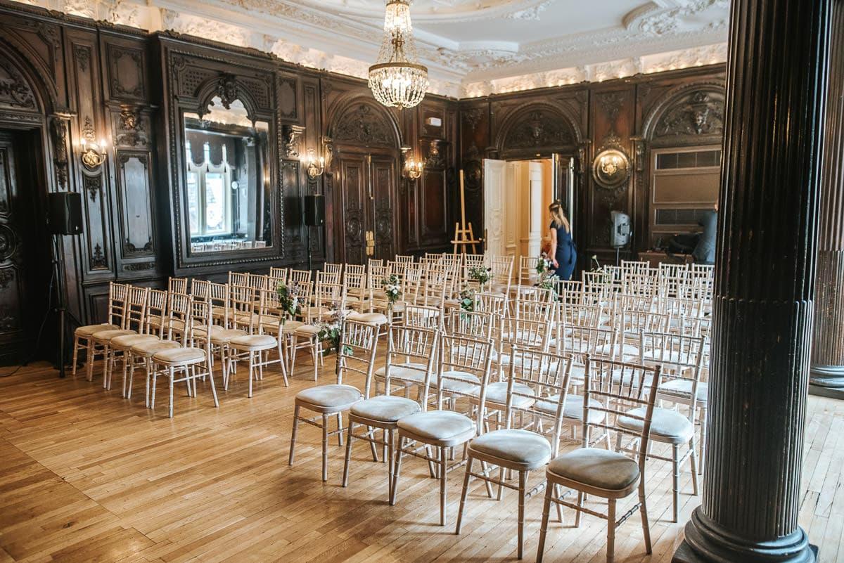 Dartmouth House Wedding 5