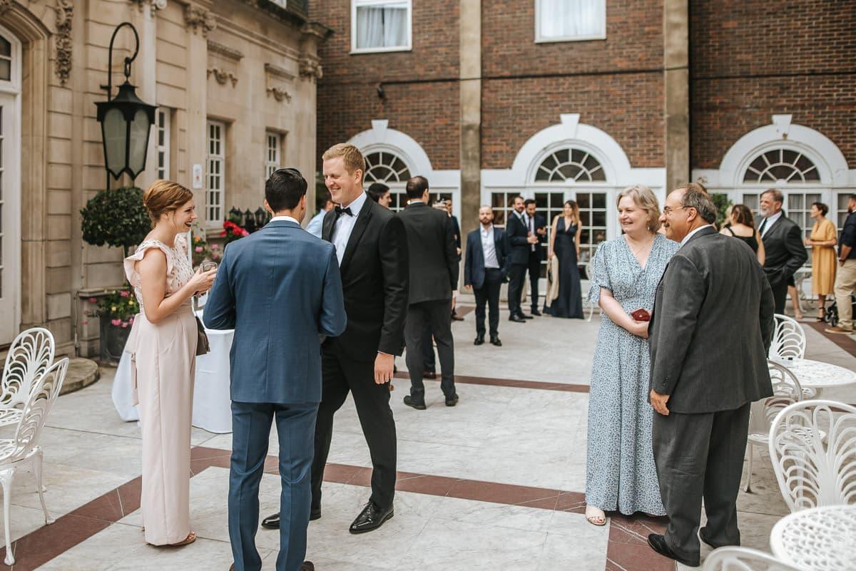 Dartmouth House Wedding 6