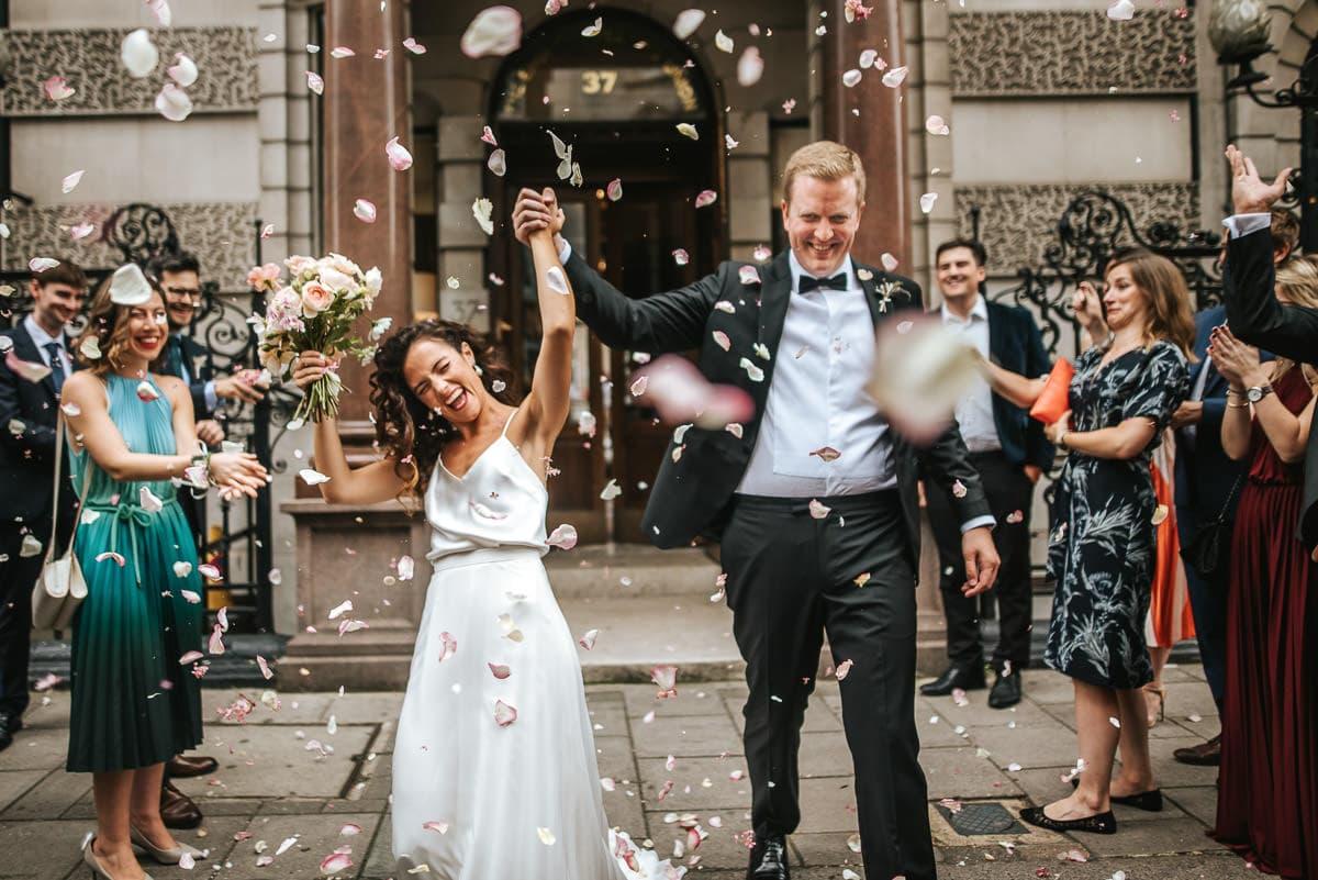 dartmouth house london wedding