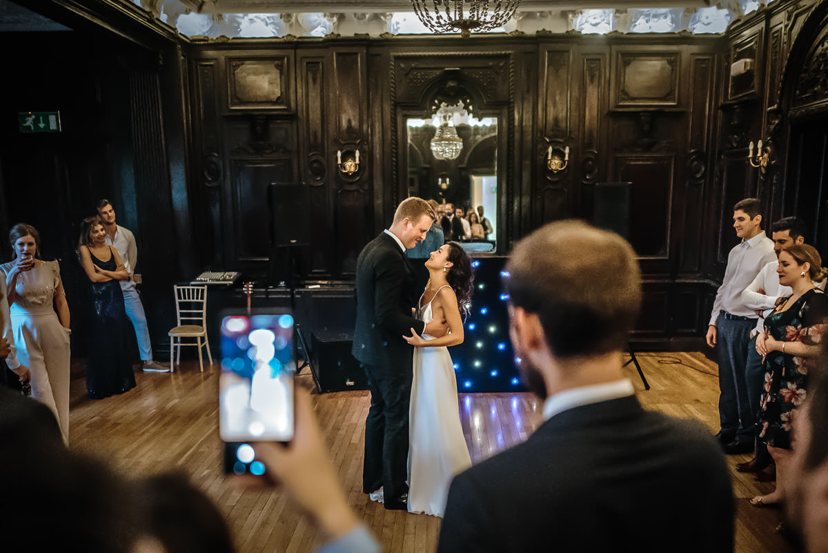 dartmouth house wedding photos