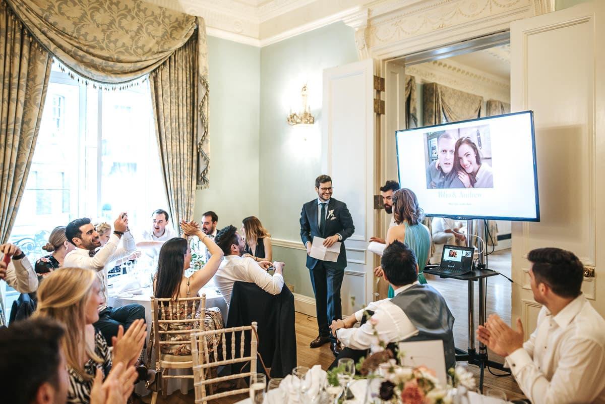 Dartmouth House Wedding 8