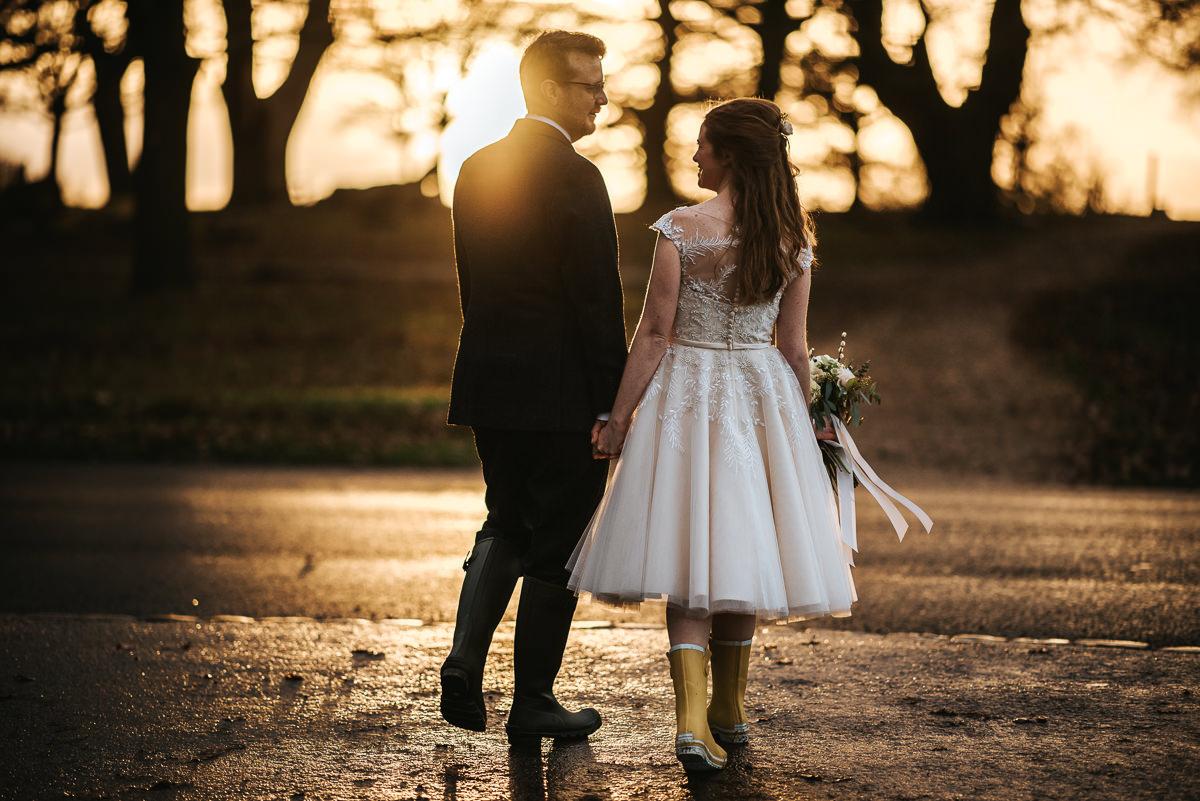 blue lily weddings pembroke lodge wedding
