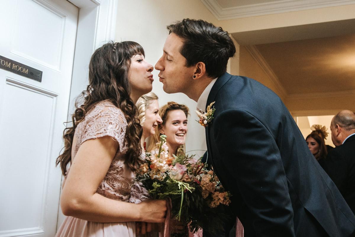 pembroke lodge russell suite wedding