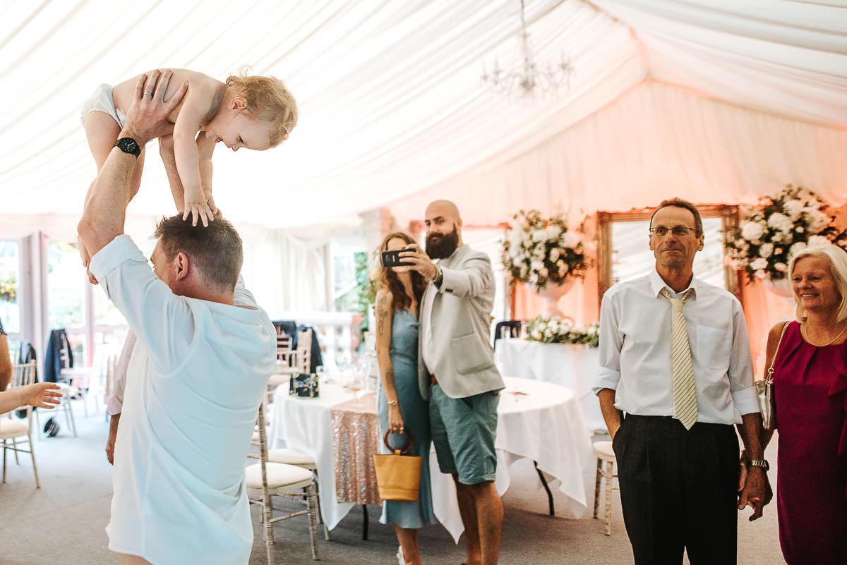 trunkwell house wedding