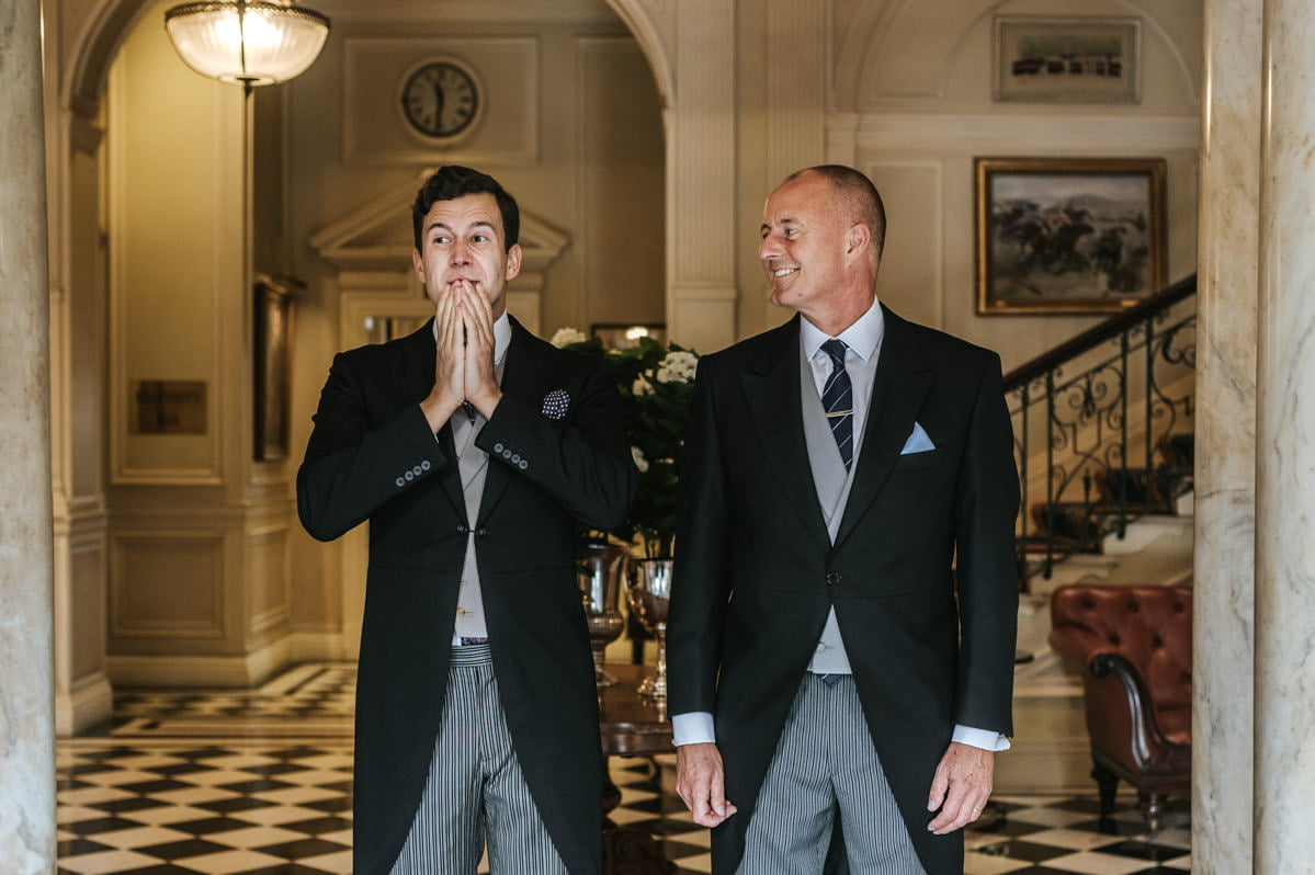 cavalry and guards club wedding